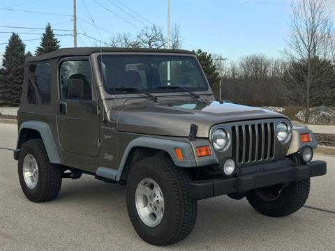2002 Jeep® Wrangler Sport in Big Bend, Wisconsin - Photo 83