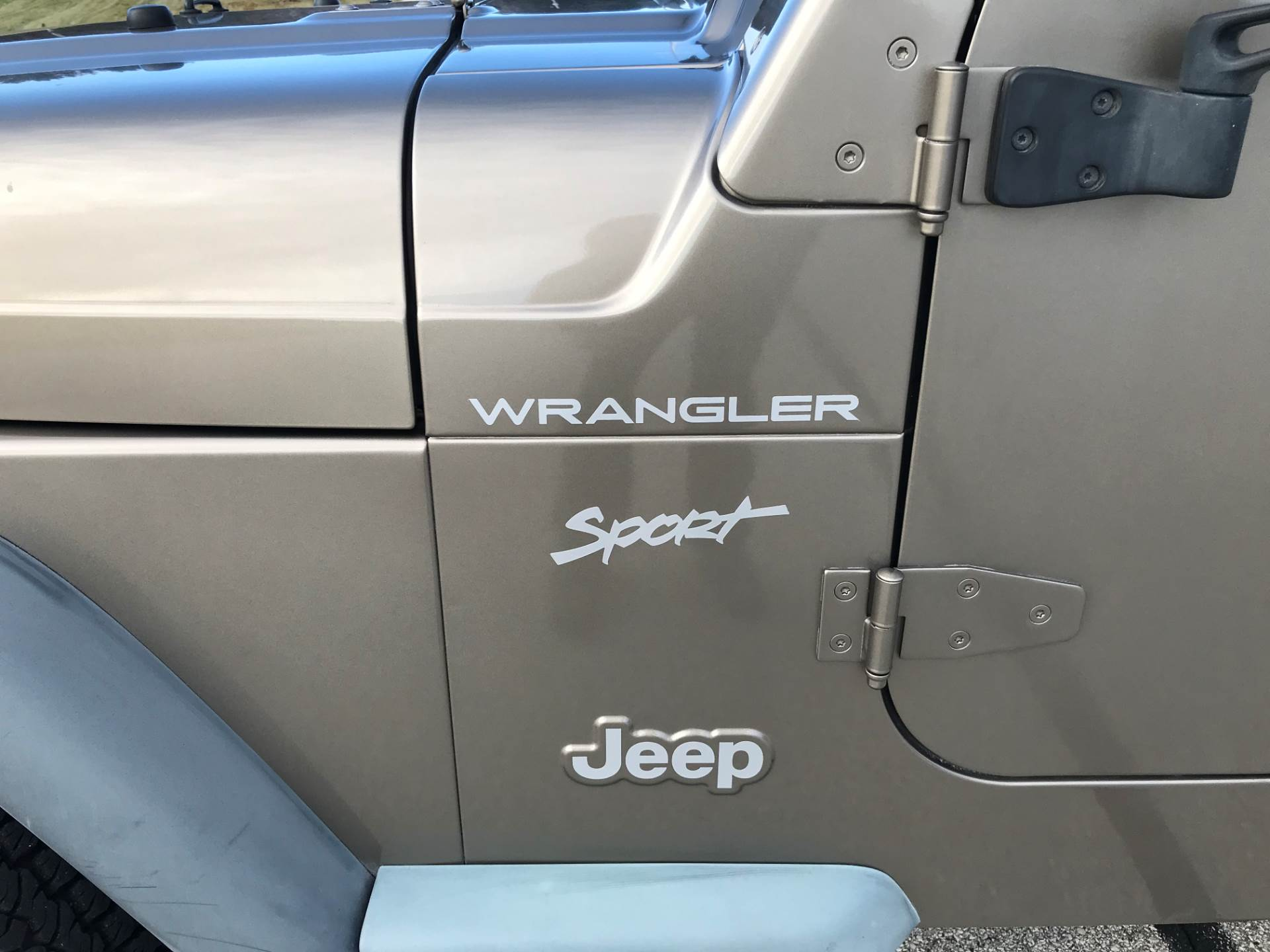 2002 Jeep® Wrangler Sport in Big Bend, Wisconsin - Photo 55