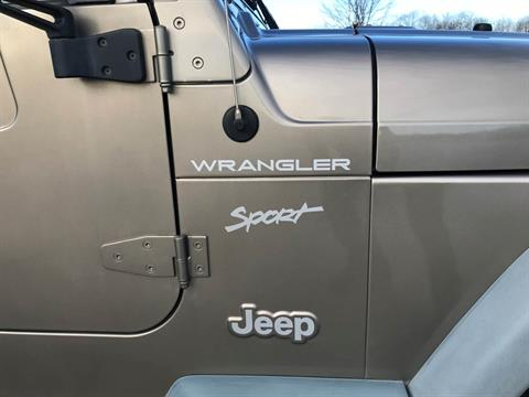 2002 Jeep® Wrangler Sport in Big Bend, Wisconsin - Photo 97