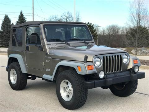 2002 Jeep® Wrangler Sport in Big Bend, Wisconsin - Photo 101