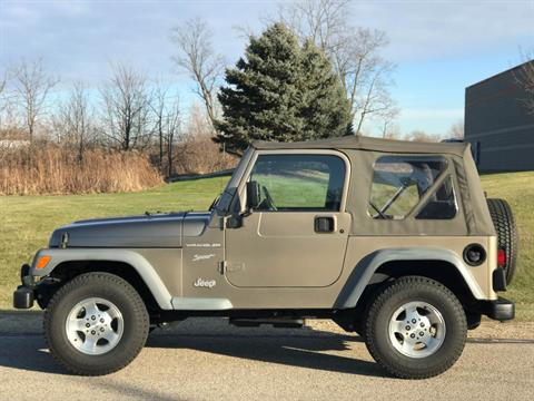 2002 Jeep® Wrangler Sport in Big Bend, Wisconsin - Photo 51