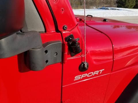 2006 Jeep® Wrangler X in Big Bend, Wisconsin - Photo 23