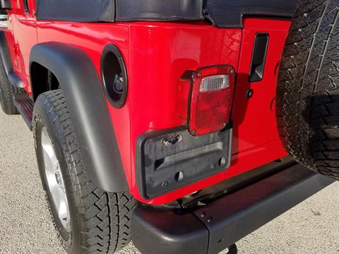 2006 Jeep® Wrangler X in Big Bend, Wisconsin - Photo 30