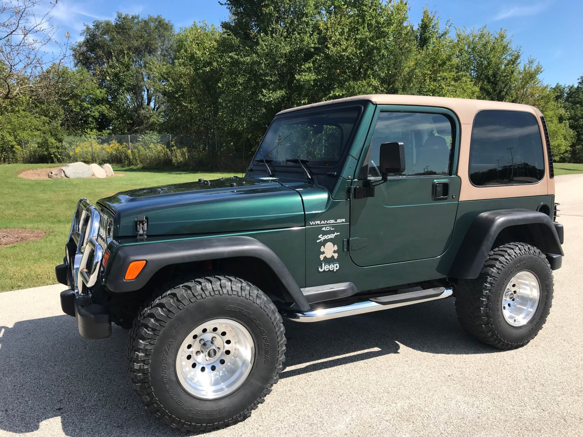 1999 Jeep Wrangler Sport 2dr 4WD SUV in Big Bend, Wisconsin - Photo 26