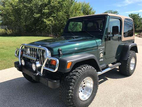 1999 Jeep Wrangler Sport 2dr 4WD SUV in Big Bend, Wisconsin - Photo 27