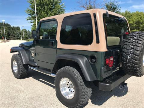 1999 Jeep Wrangler Sport 2dr 4WD SUV in Big Bend, Wisconsin - Photo 30