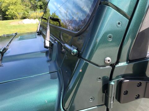 1999 Jeep Wrangler Sport 2dr 4WD SUV in Big Bend, Wisconsin - Photo 35