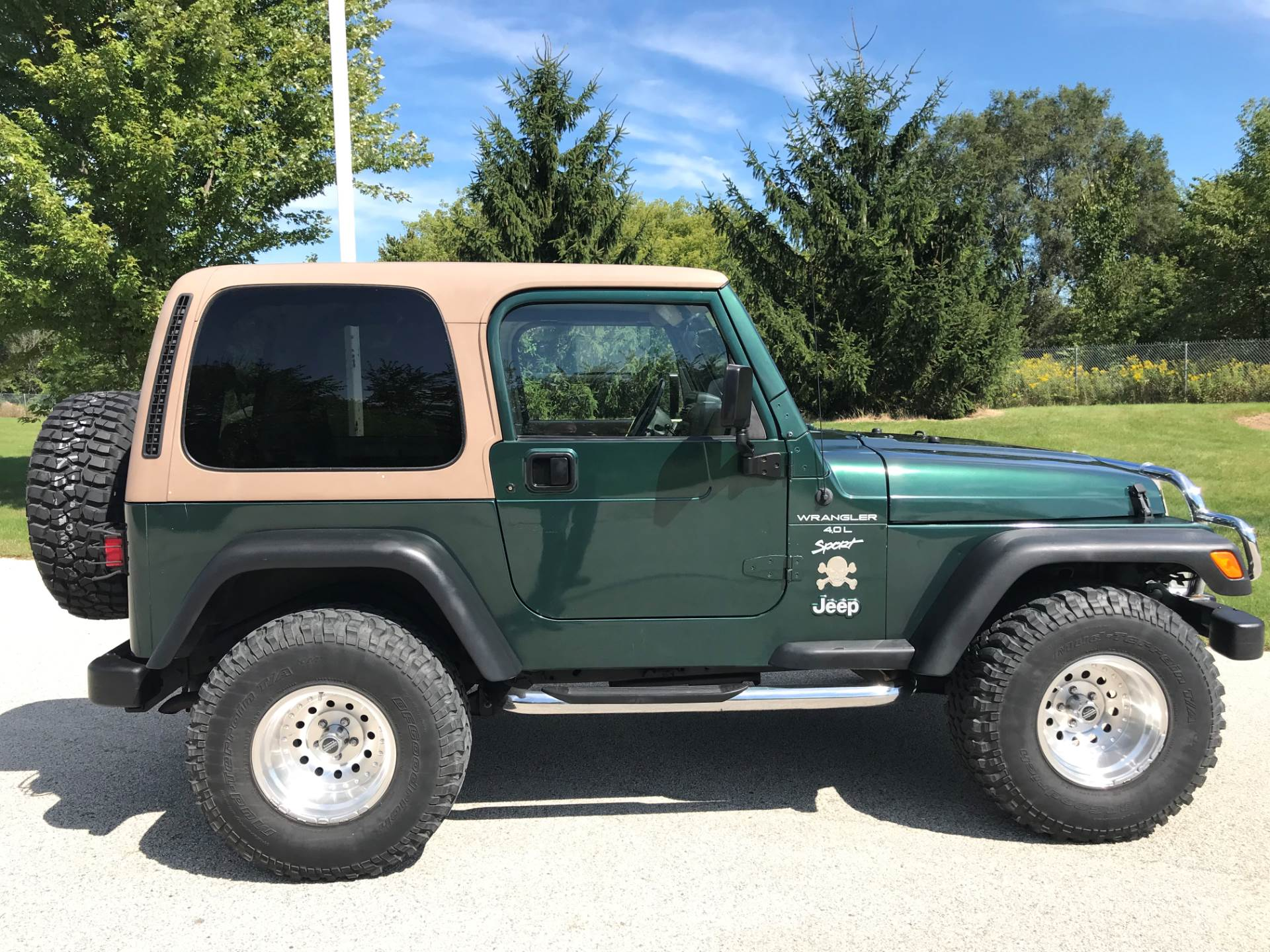 1999 Jeep Wrangler Sport 2dr 4WD SUV in Big Bend, Wisconsin - Photo 117