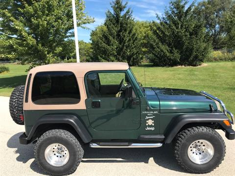 1999 Jeep Wrangler Sport 2dr 4WD SUV in Big Bend, Wisconsin - Photo 68