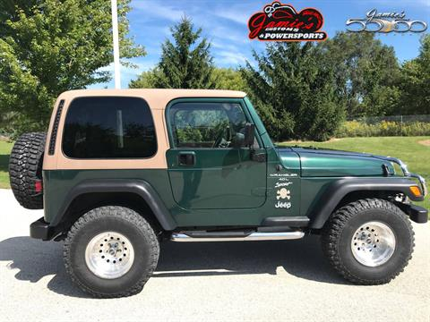 1999 Jeep Wrangler Sport 2dr 4WD SUV in Big Bend, Wisconsin - Photo 1
