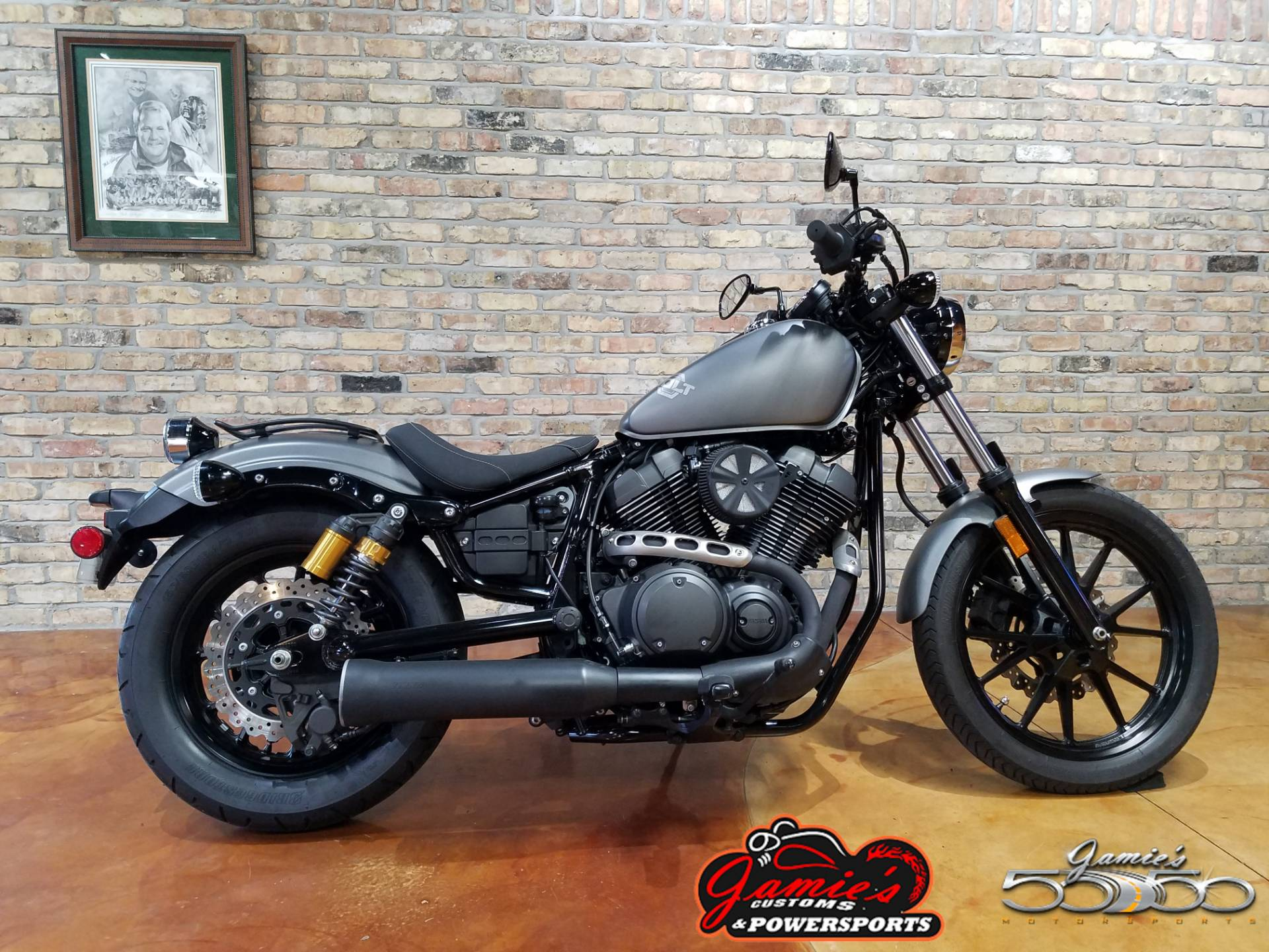 2014 Yamaha Bolt™ in Big Bend, Wisconsin - Photo 1