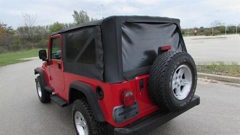 2005 Jeep WRANGLER UNLIMITED in Big Bend, Wisconsin - Photo 5