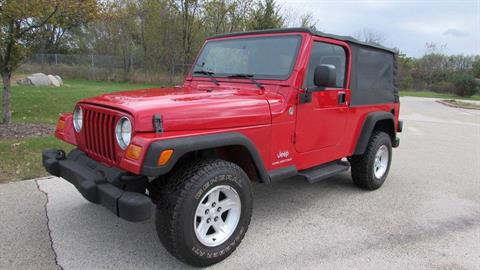 2005 Jeep WRANGLER UNLIMITED in Big Bend, Wisconsin - Photo 4