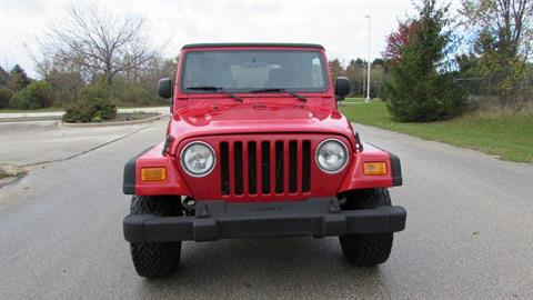 2005 Jeep WRANGLER UNLIMITED in Big Bend, Wisconsin - Photo 6