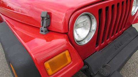 2005 Jeep WRANGLER UNLIMITED in Big Bend, Wisconsin - Photo 8