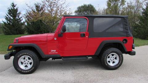 2005 Jeep WRANGLER UNLIMITED in Big Bend, Wisconsin - Photo 9