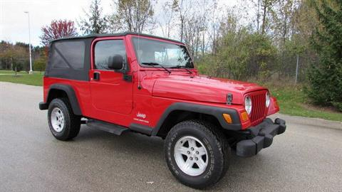 2005 Jeep WRANGLER UNLIMITED in Big Bend, Wisconsin - Photo 3