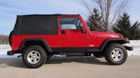 2005 Jeep WRANGLER UNLIMITED in Big Bend, Wisconsin - Photo 2