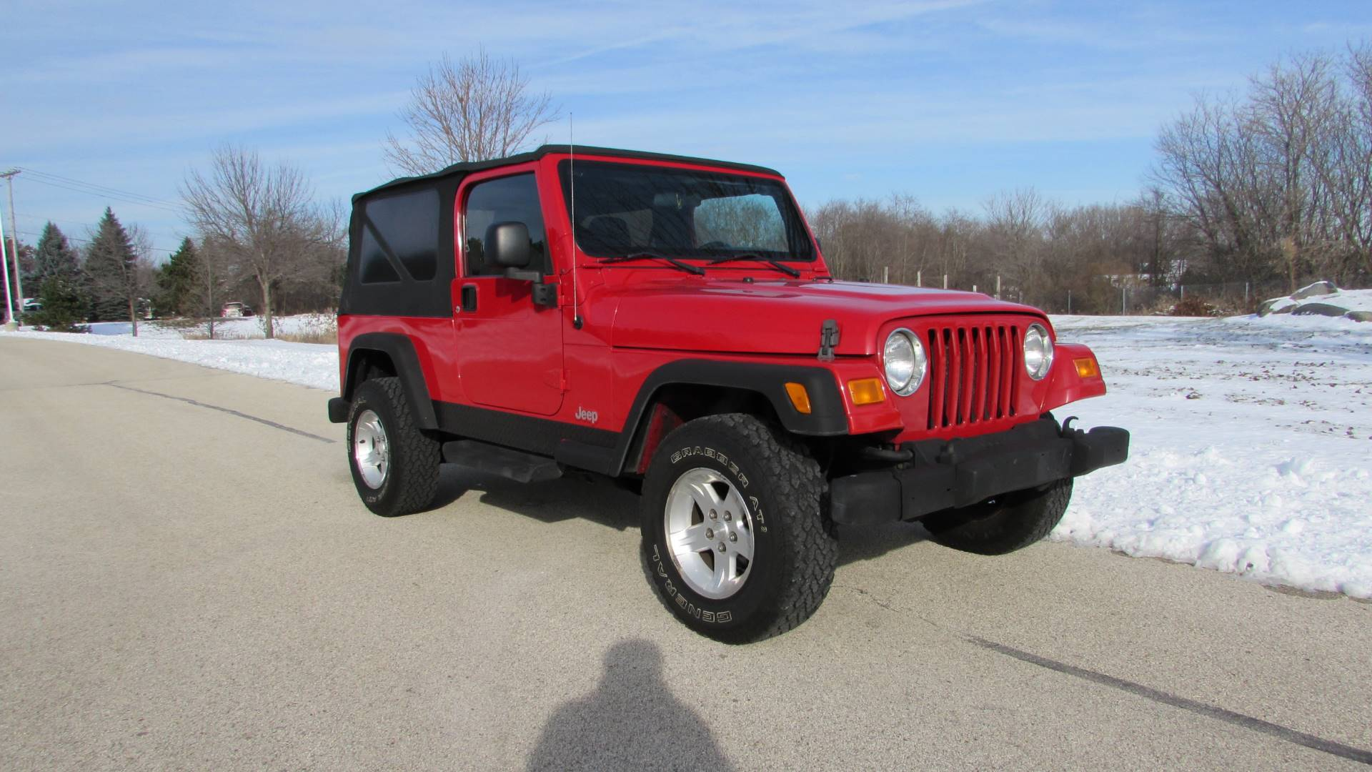 2005 Jeep WRANGLER UNLIMITED in Big Bend, Wisconsin - Photo 12