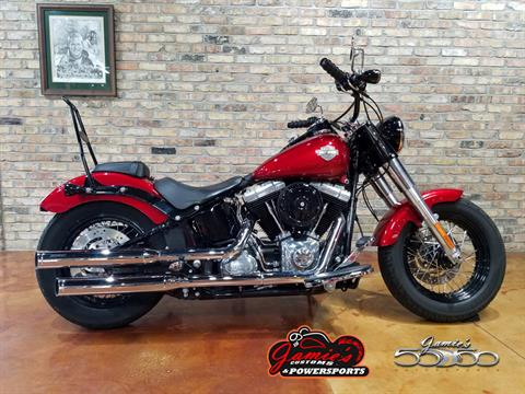 2013 Harley-Davidson Softail Slim® in Big Bend, Wisconsin - Photo 1