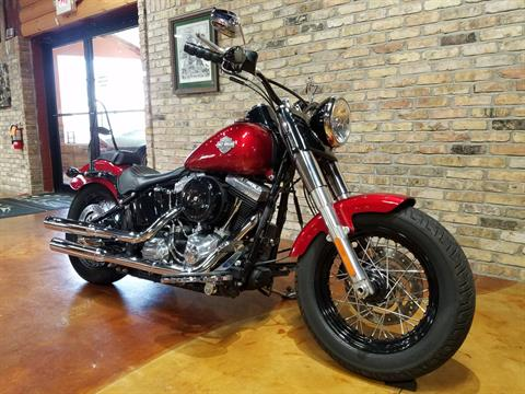 2013 Harley-Davidson Softail Slim® in Big Bend, Wisconsin - Photo 2