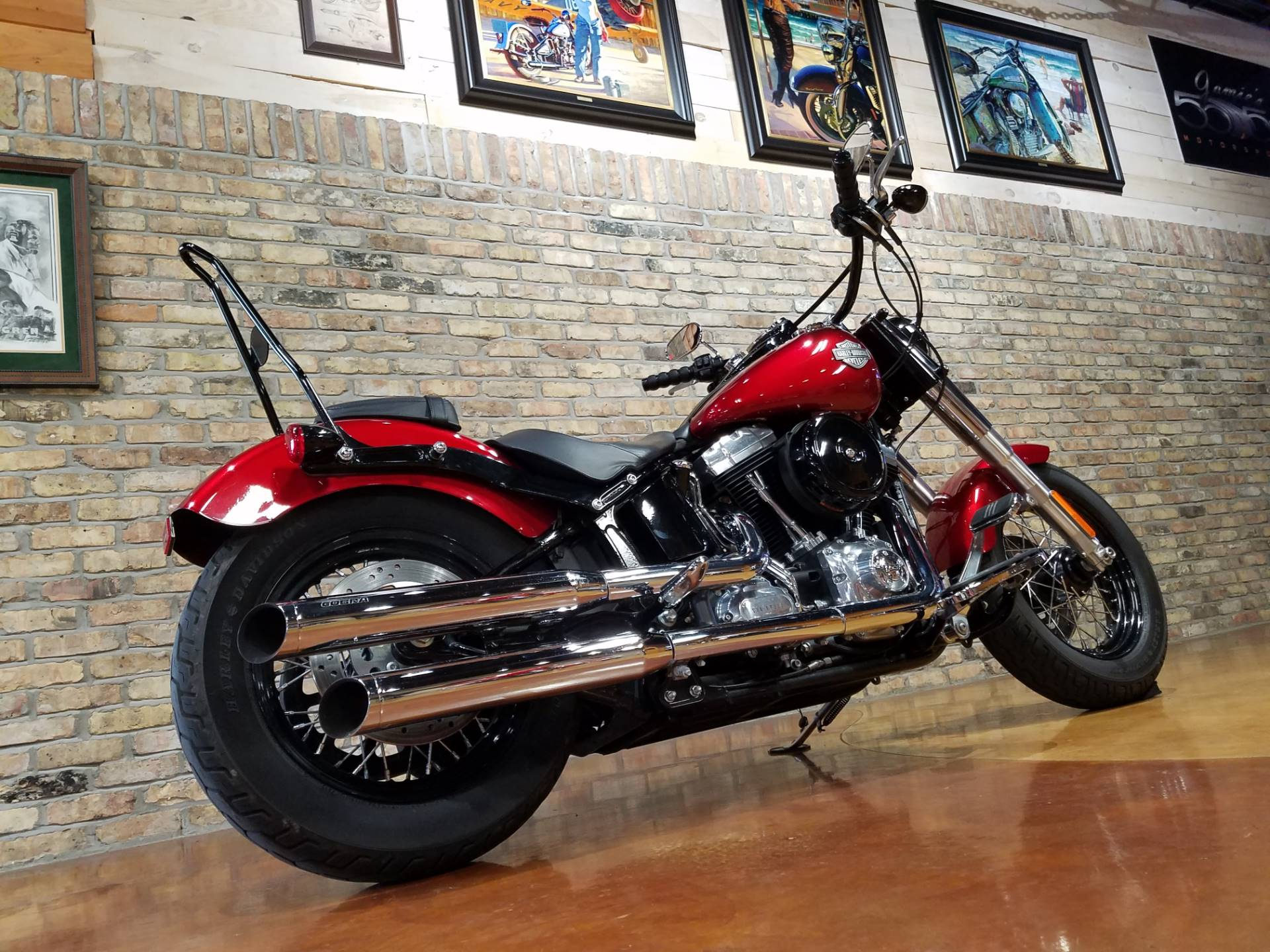 2013 Harley-Davidson Softail Slim® in Big Bend, Wisconsin - Photo 4