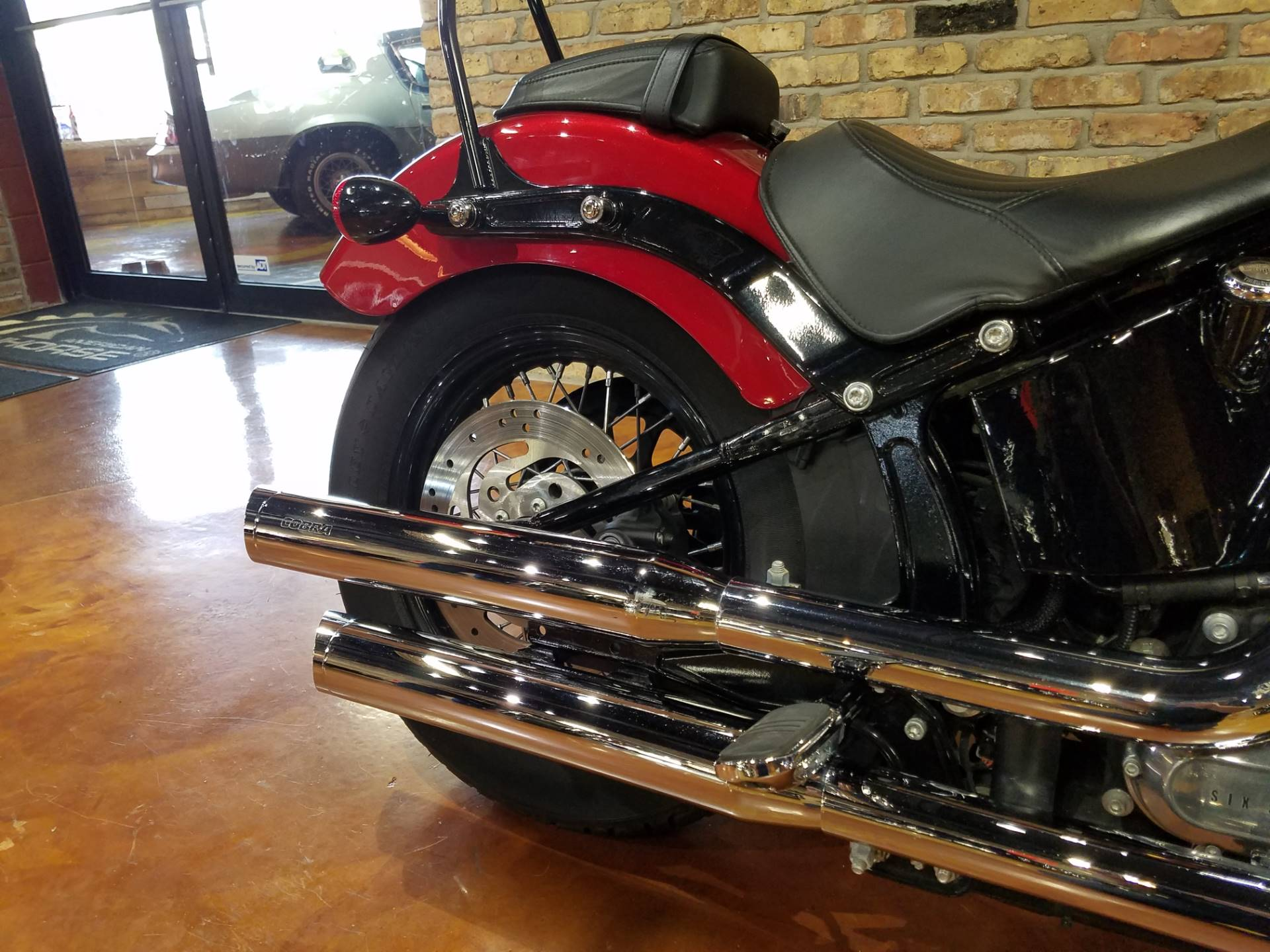2013 Harley-Davidson Softail Slim® in Big Bend, Wisconsin - Photo 6