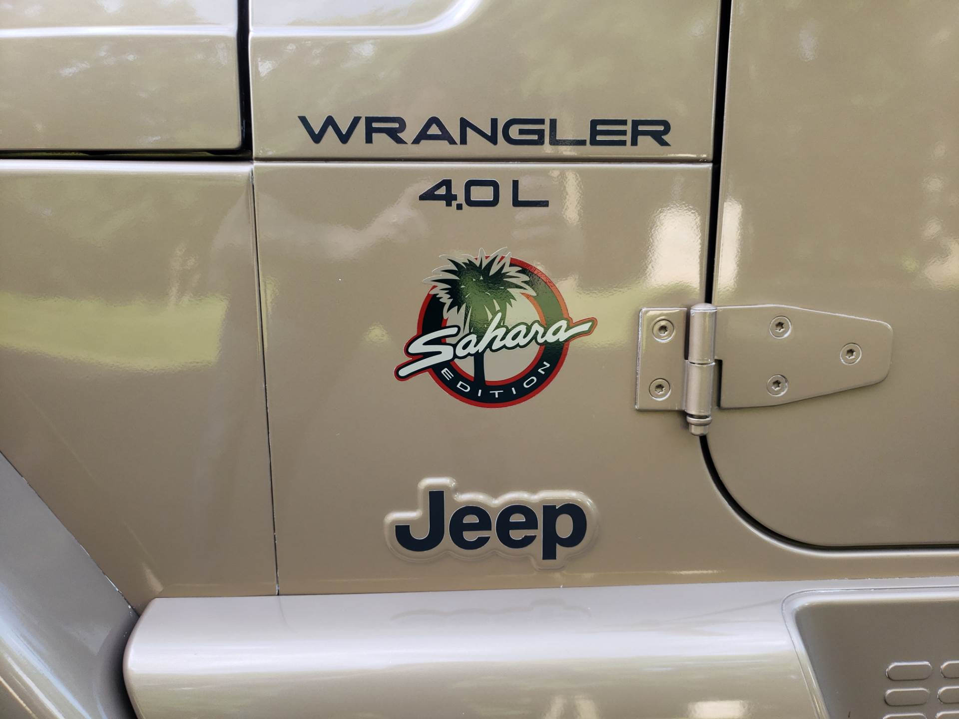 1999 Jeep Wrangler Sahara 2dr 4WD SUV in Big Bend, Wisconsin - Photo 21