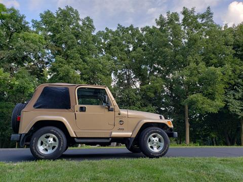 1999 Jeep Wrangler Sahara 2dr 4WD SUV in Big Bend, Wisconsin - Photo 54
