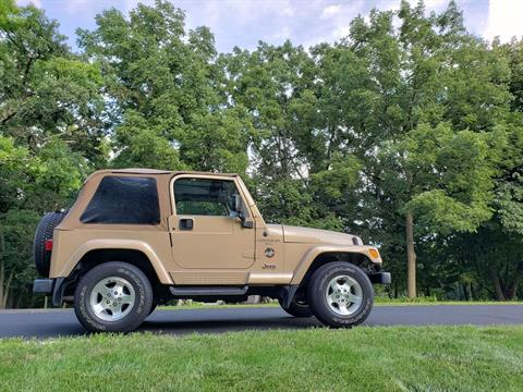 1999 Jeep Wrangler Sahara 2dr 4WD SUV in Big Bend, Wisconsin - Photo 55