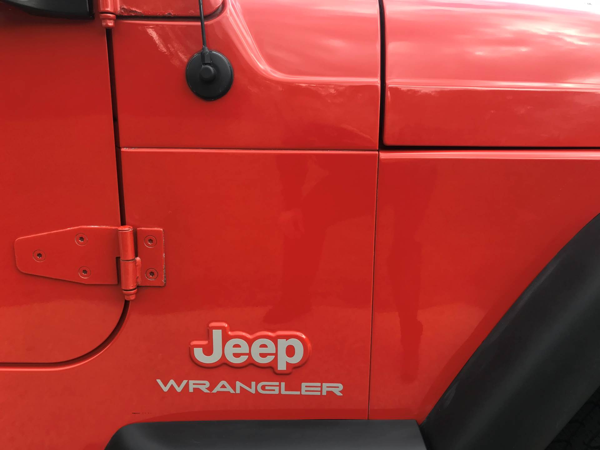 2006 Jeep® Wrangler SE in Big Bend, Wisconsin - Photo 35