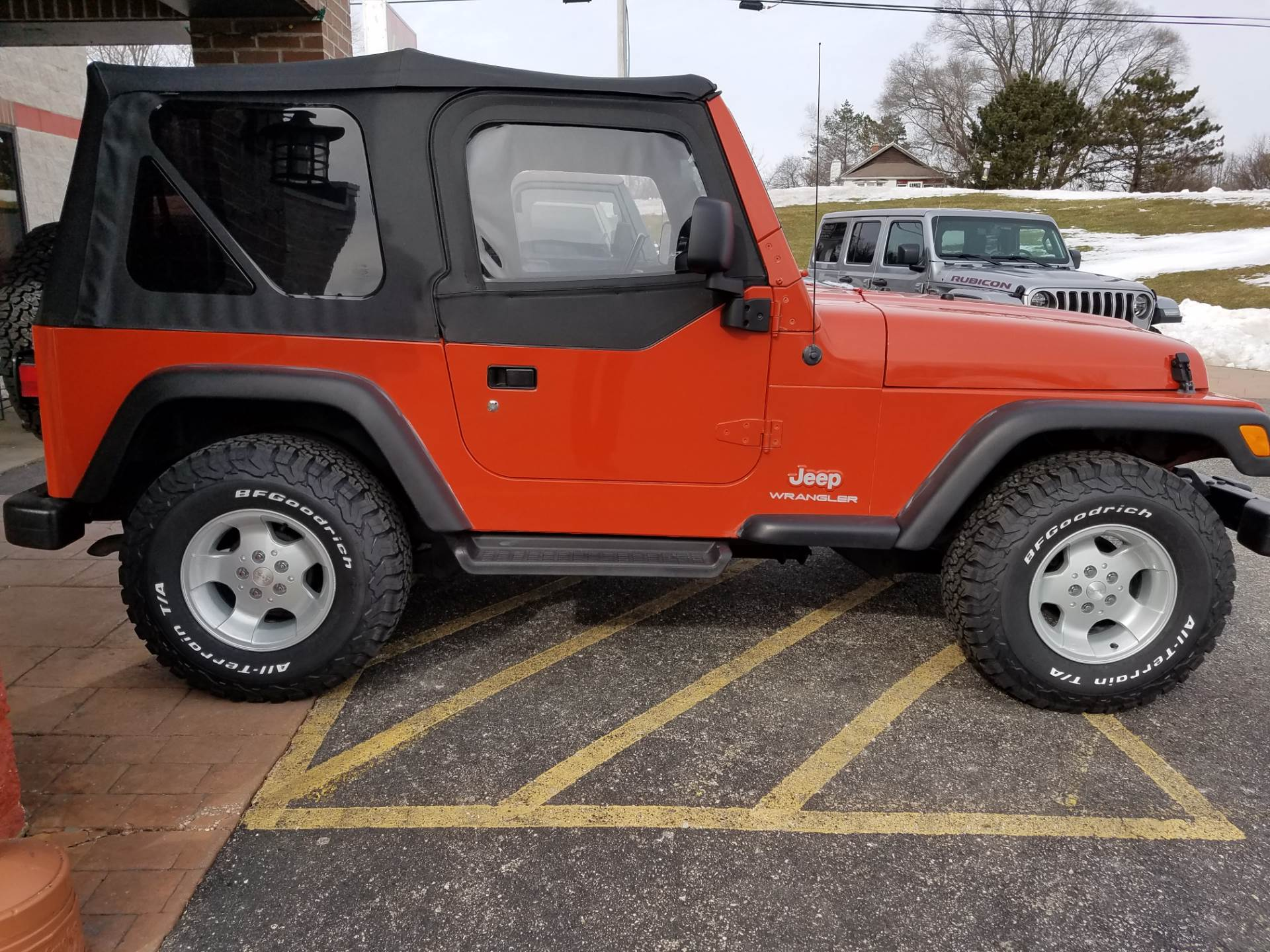 2006 Jeep® Wrangler SE in Big Bend, Wisconsin - Photo 26