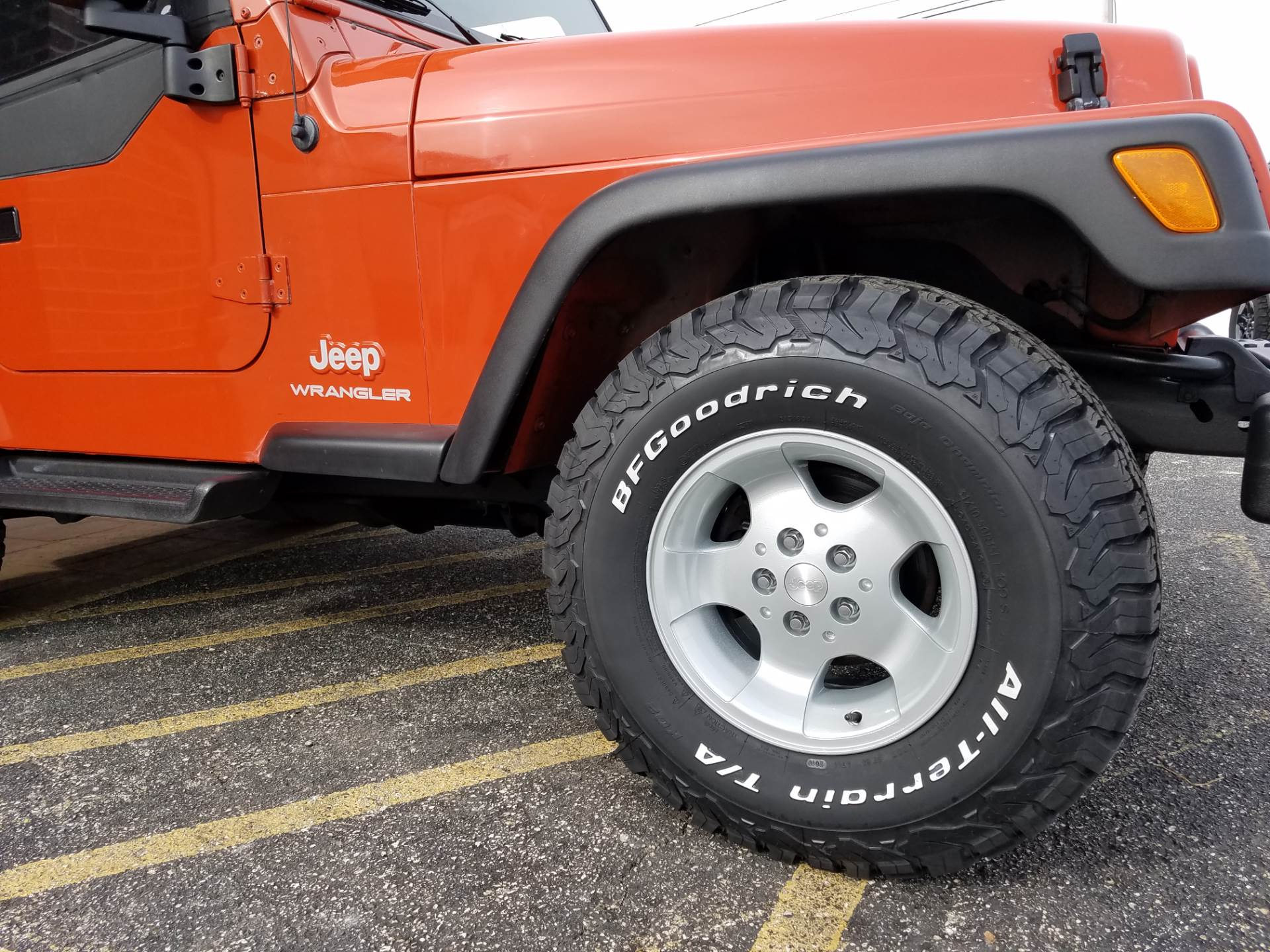 2006 Jeep® Wrangler SE in Big Bend, Wisconsin - Photo 38