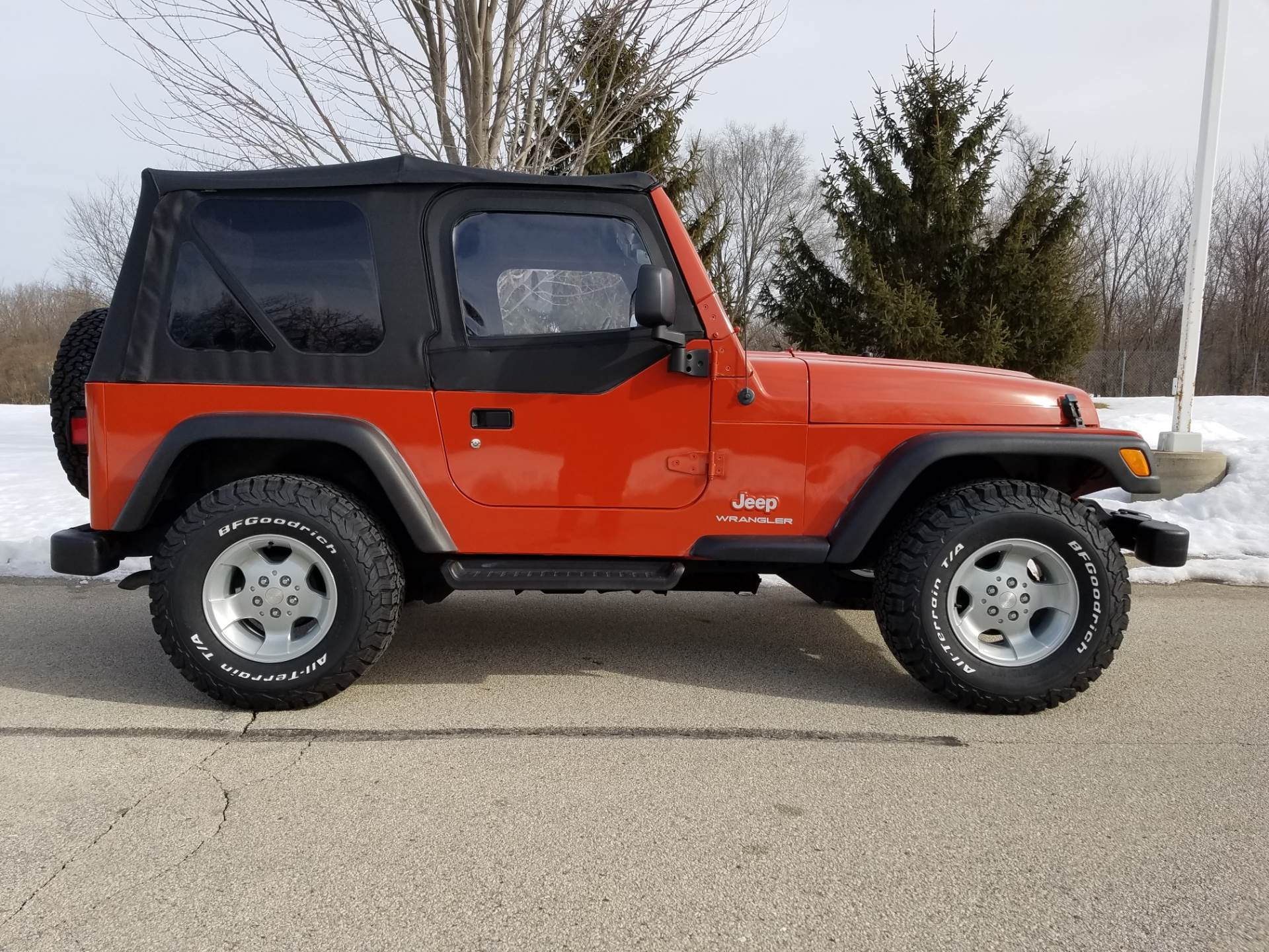2006 Jeep® Wrangler SE in Big Bend, Wisconsin - Photo 4