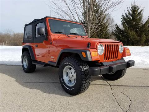 2006 Jeep® Wrangler SE in Big Bend, Wisconsin - Photo 3