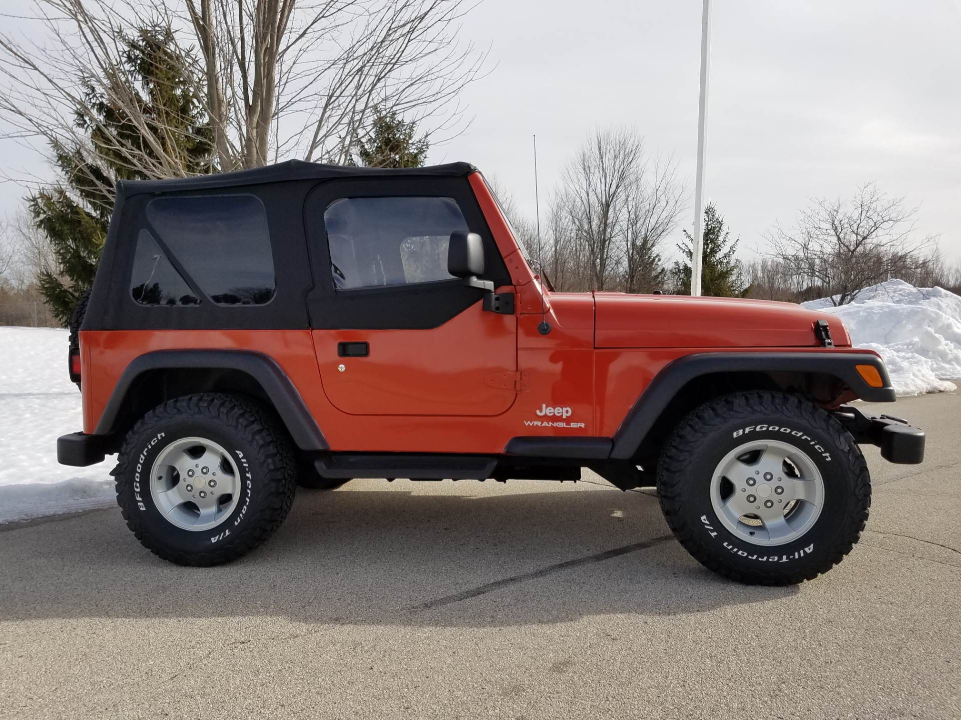 2006 Jeep® Wrangler SE in Big Bend, Wisconsin - Photo 24