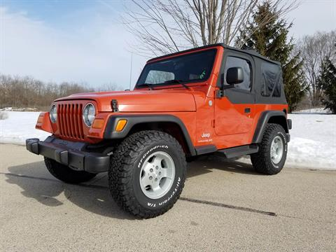 2006 Jeep® Wrangler SE in Big Bend, Wisconsin - Photo 130