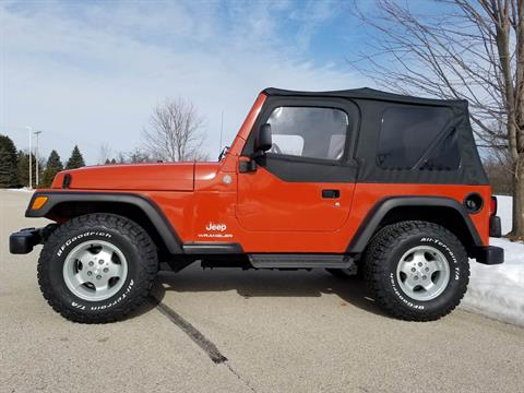 2006 Jeep® Wrangler SE in Big Bend, Wisconsin - Photo 2