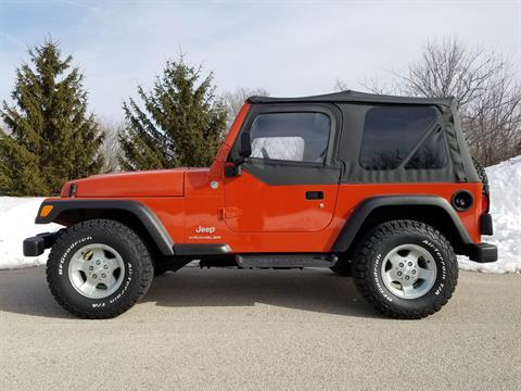2006 Jeep® Wrangler SE in Big Bend, Wisconsin - Photo 25