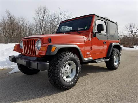 2006 Jeep® Wrangler SE in Big Bend, Wisconsin - Photo 30