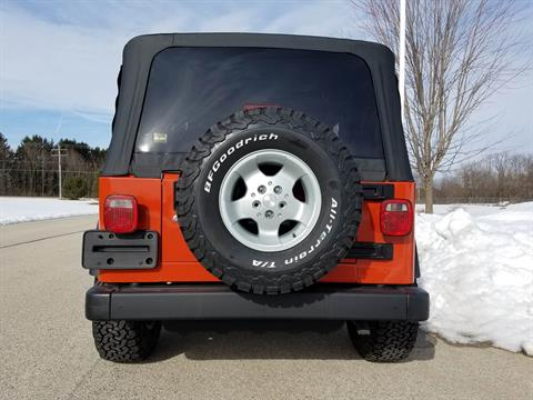2006 Jeep® Wrangler SE in Big Bend, Wisconsin - Photo 33
