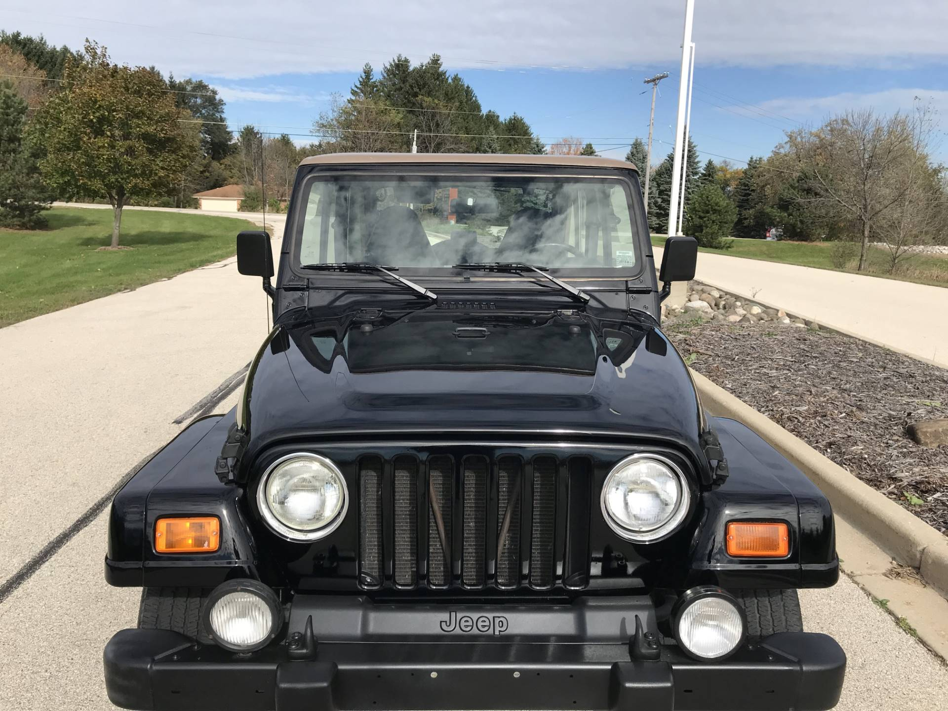 2000 Jeep Wrangler Sahara in Big Bend, Wisconsin - Photo 4