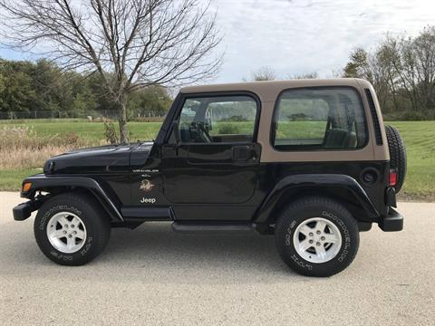 2000 Jeep Wrangler Sahara in Big Bend, Wisconsin - Photo 11