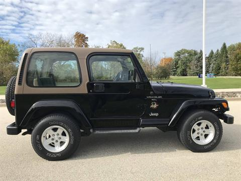 2000 Jeep Wrangler Sahara in Big Bend, Wisconsin - Photo 14
