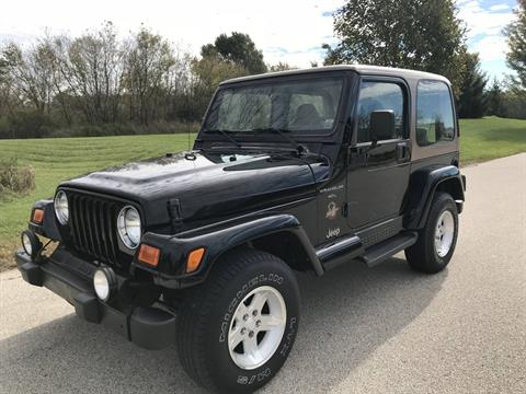 2000 Jeep Wrangler Sahara in Big Bend, Wisconsin - Photo 17