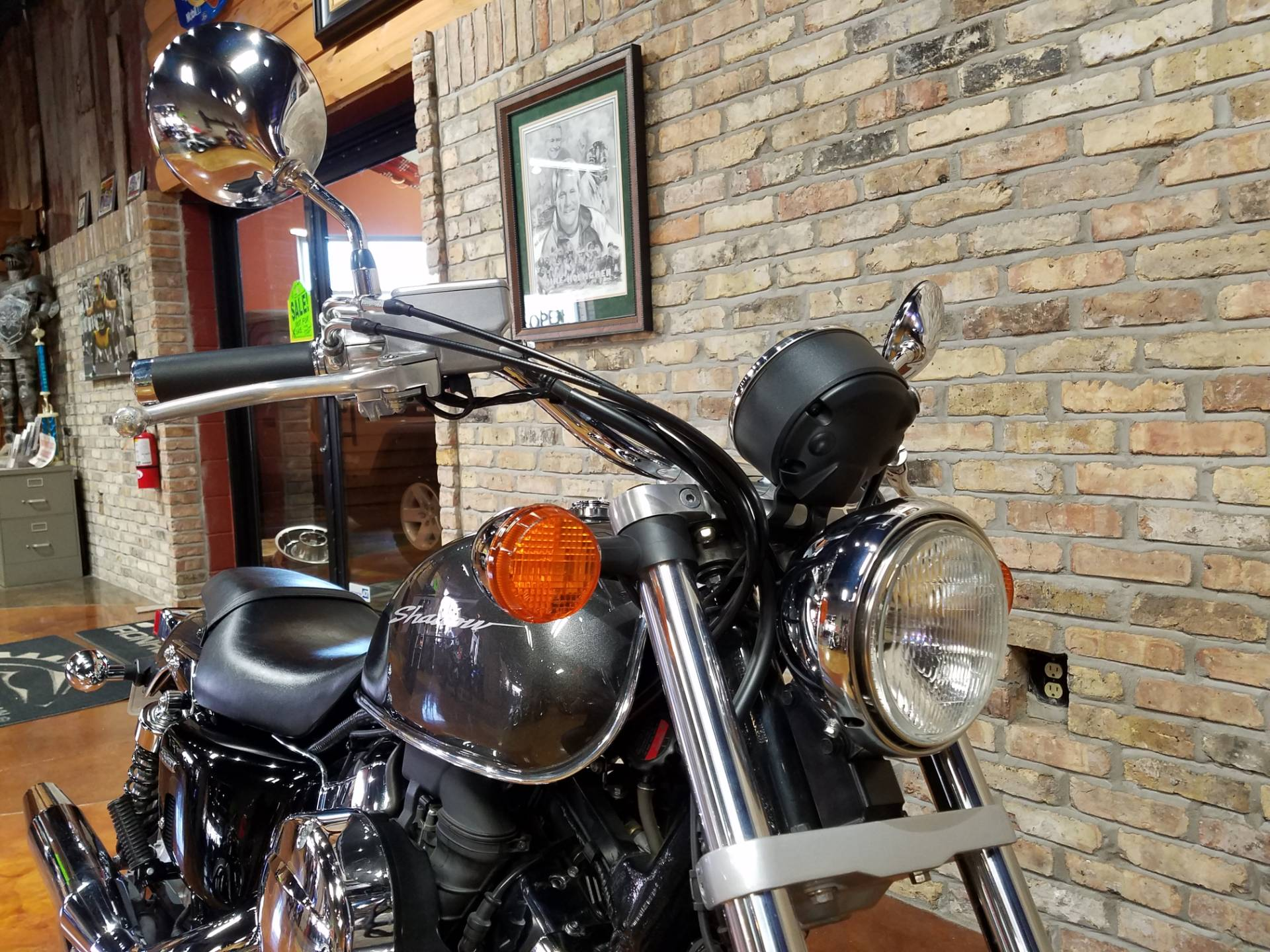 2010 Honda Shadow® RS in Big Bend, Wisconsin - Photo 20