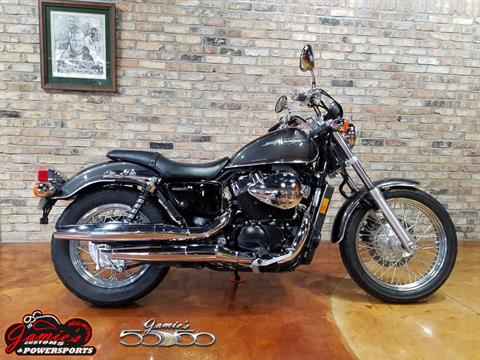 2010 Honda Shadow® RS in Big Bend, Wisconsin - Photo 1