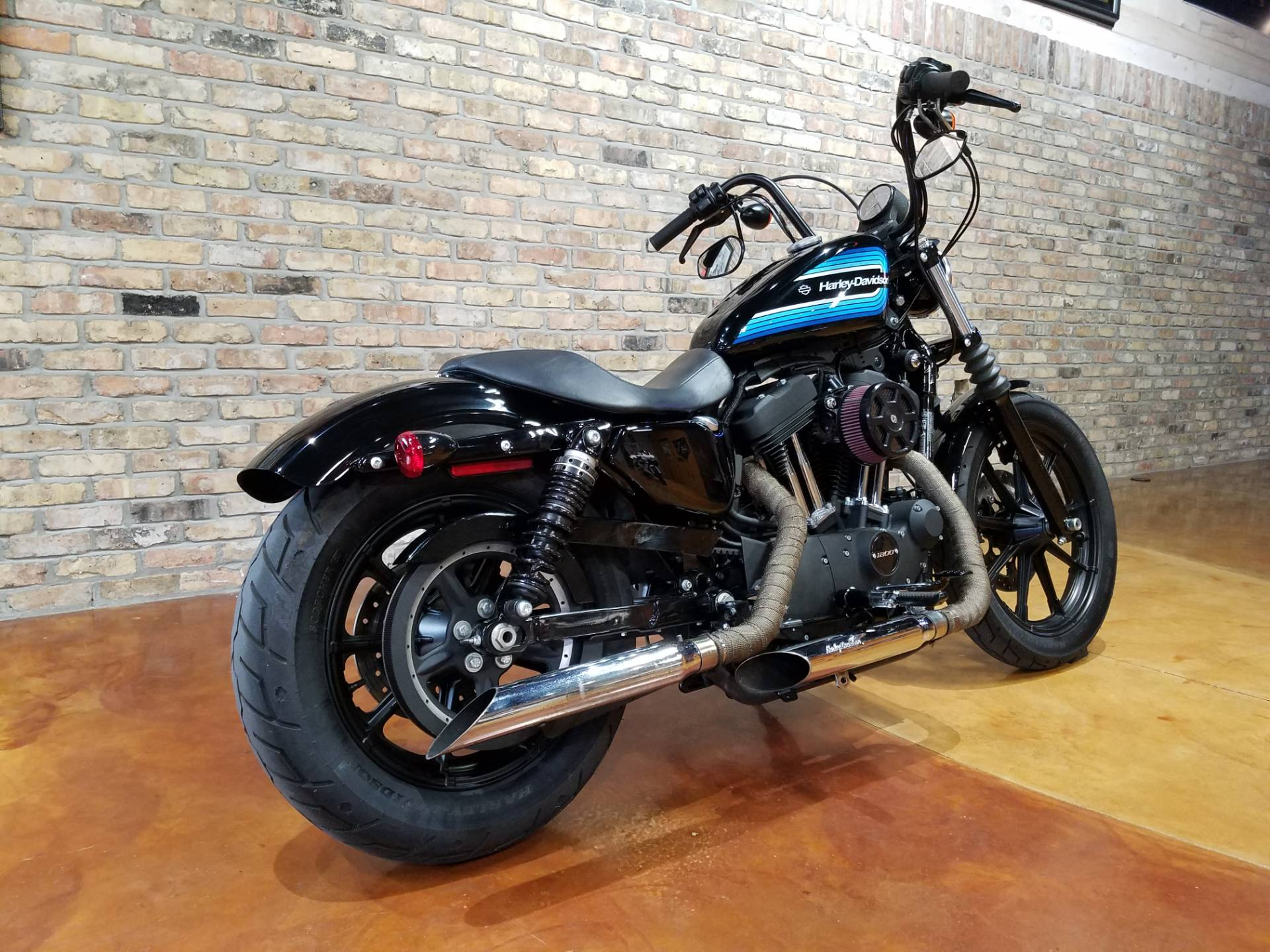 2019 Harley-Davidson Iron 1200™ in Big Bend, Wisconsin - Photo 3