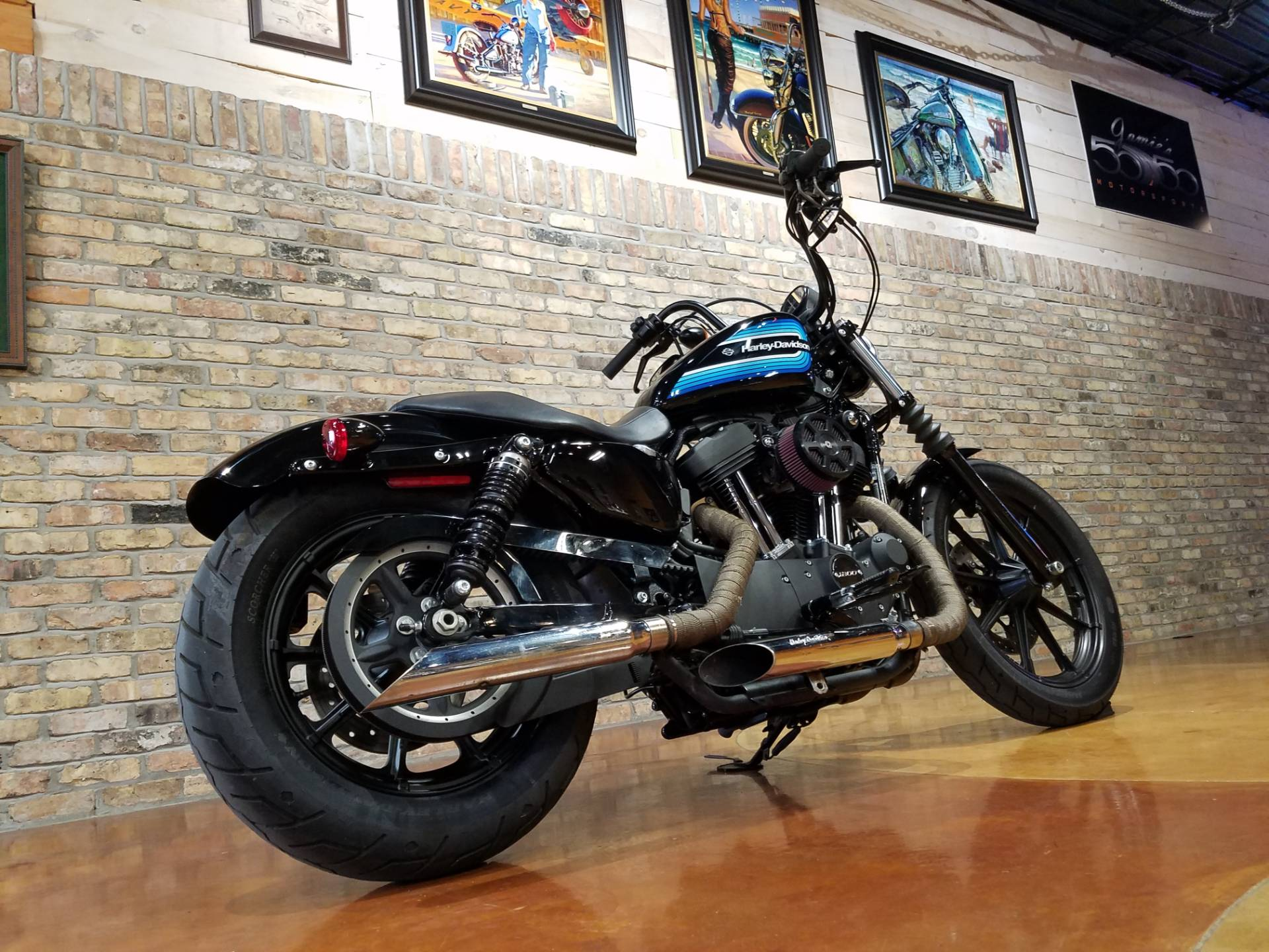 2019 Harley-Davidson Iron 1200™ in Big Bend, Wisconsin - Photo 4