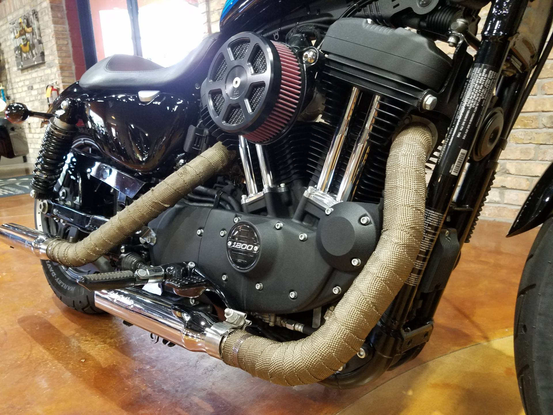 2019 Harley-Davidson Iron 1200™ in Big Bend, Wisconsin - Photo 12
